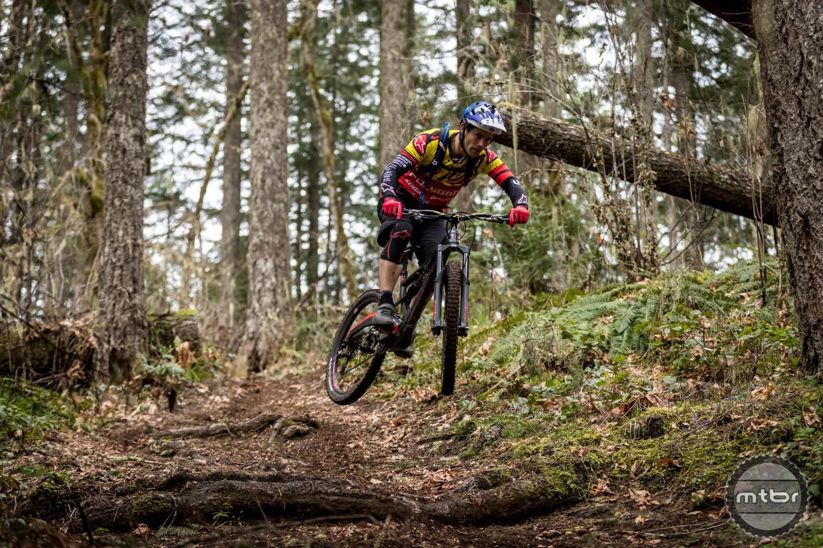Mick Hannah Polygon Square One Riding