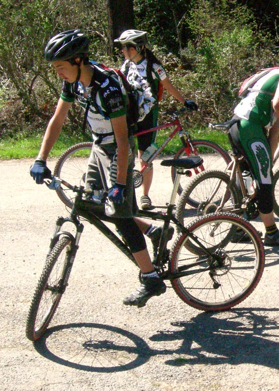 Novato horse riders thrown after run in with mtn bikers.-migtrack.jpg