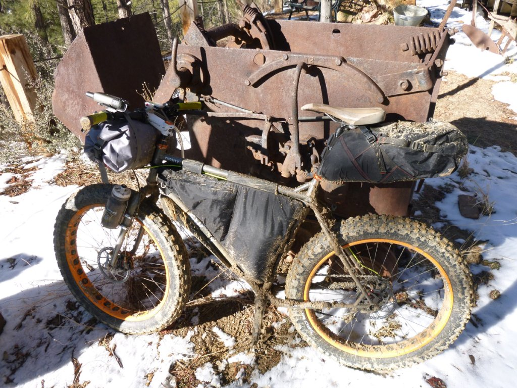 Arizona Bradshaw Mountain Range Bikepack Report-minecart.jpg