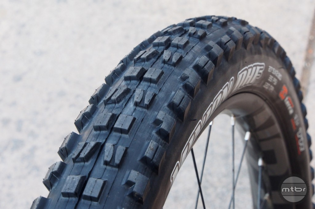 20. Maxxis Minion and High Roller Plus Tire Weights and Measurements