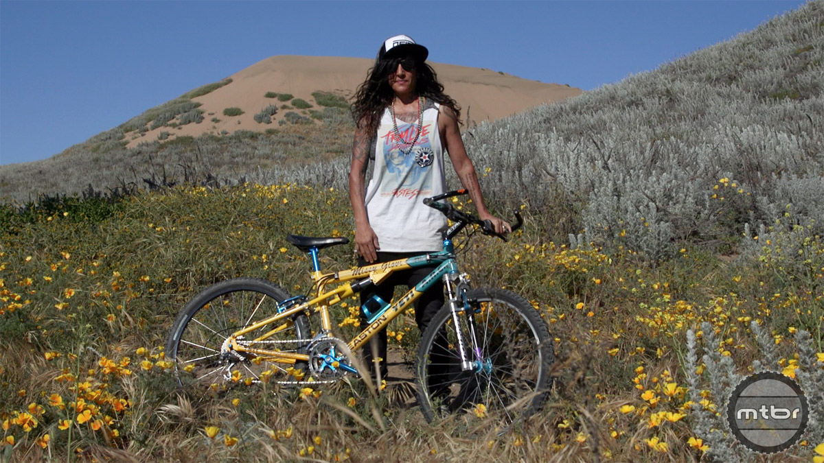 If you're not familiar with her story or just want a recap, then enjoy this interview with The Pro's Closet. Not only does she discuss her childhood, but she goes into entertaining detail about her role on the Yeti team and her FTW built race bike.