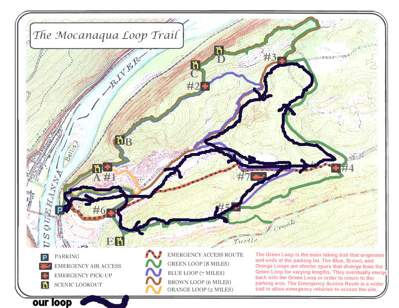 Five Cannondales @ Mocanaqua-moc-map.jpg