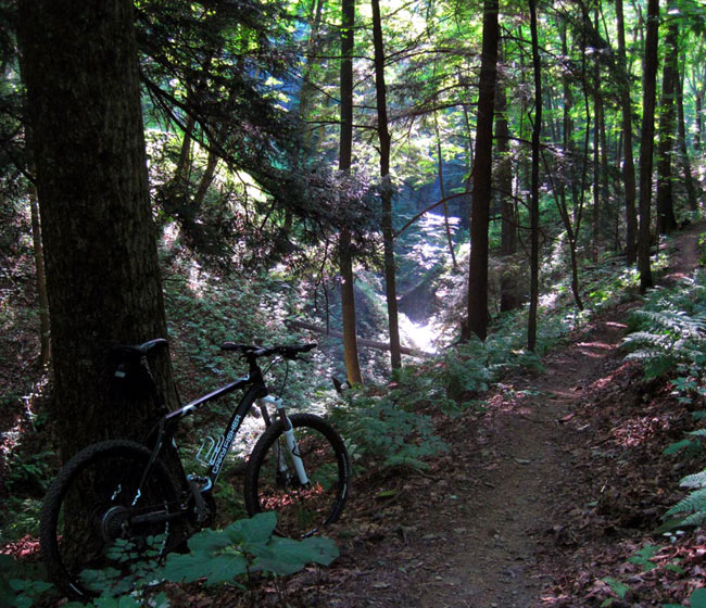 One picture, one line.  No whining. Something about YOUR last ride. [o]-mohican.jpg