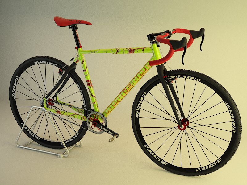 3D bicycle and frame design-montaje6.jpg