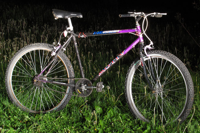 Rate my Ride-motivstonegrindermountainbikeblackandfuchsia1.jpg