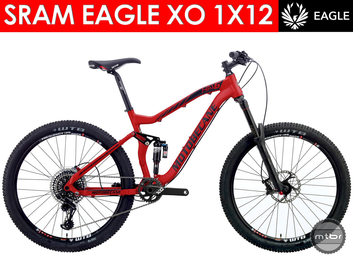 Full Eagle 1x12 drivetrain, RockShox suspension and Guide brakes are the highlights.