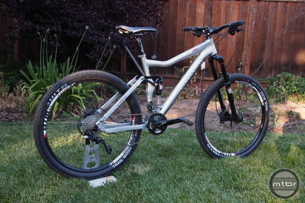 Mountain Bike Reviews >> Review Motobecane Fantom 6by6 27 5 All Mountain Bike Mtbr Com