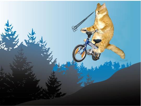 Bike hijackers on trails-mountain-bike-illustration3hk.jpg