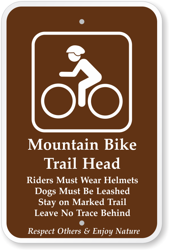 What's your opinion on power, speed limits and access?-mountain-bike-trail-head-sign-k-0518.png
