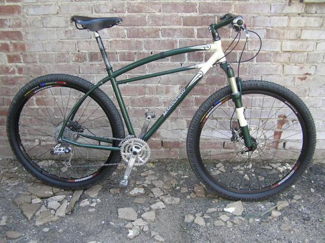 Cook Bros 25th Anniversary 29er Cruiser Mtbr Com