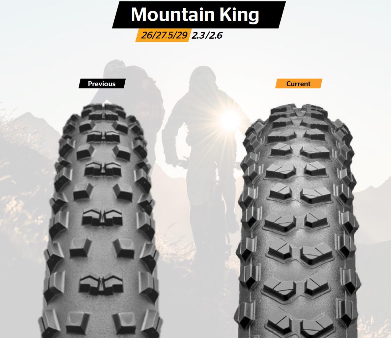 Continental Mountain King