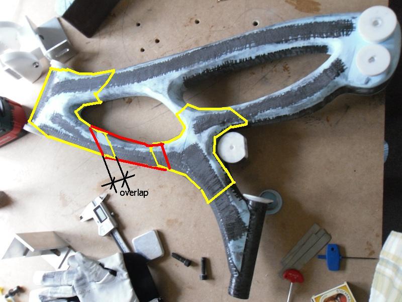 Carbon DH frame DIY build thread- Mtbr.com