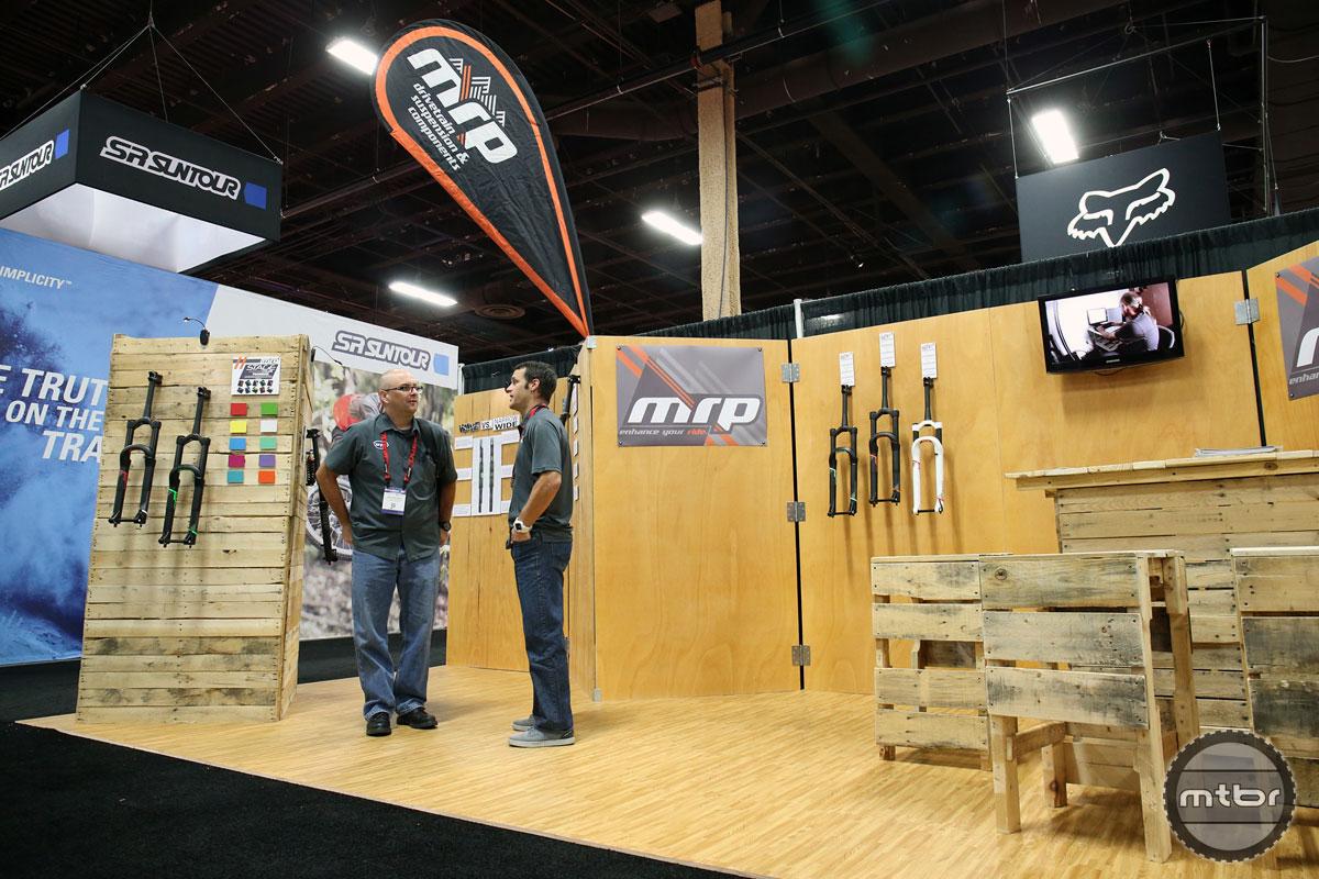 MRP Interbike 2015 Booth