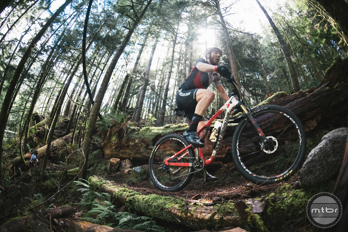 The grueling seven-day BC Bike Race is the perfect test bed for the new breed of XC race bikes. Photo by Margus Riga