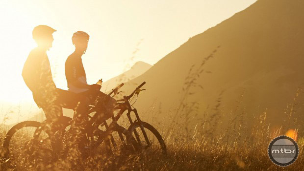A quick breakdown of mountain biking disciplines and key features of bikes. Photo courtesy of Art's Cyclery