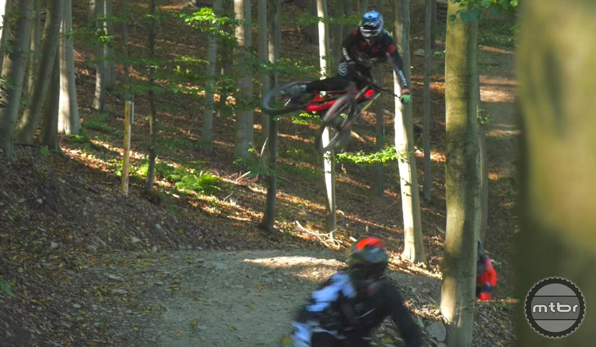 MTB Jumps