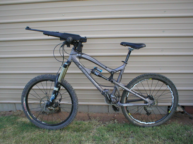 how to build a mtb manual machine