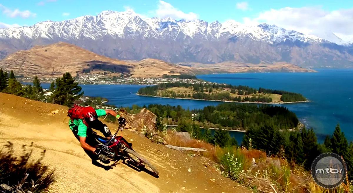 Video New Zealand A Dreamy Mountain Bike Nirvana