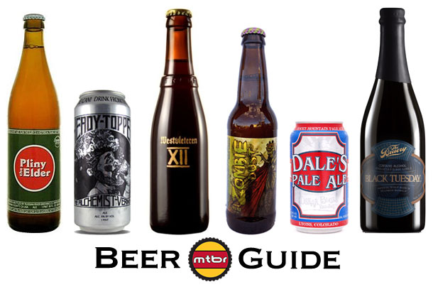 Beer Is One Of The Common Threads That Unites Many Us Mountain Bikers And Like Biking Experiencing An Explosion In Supply