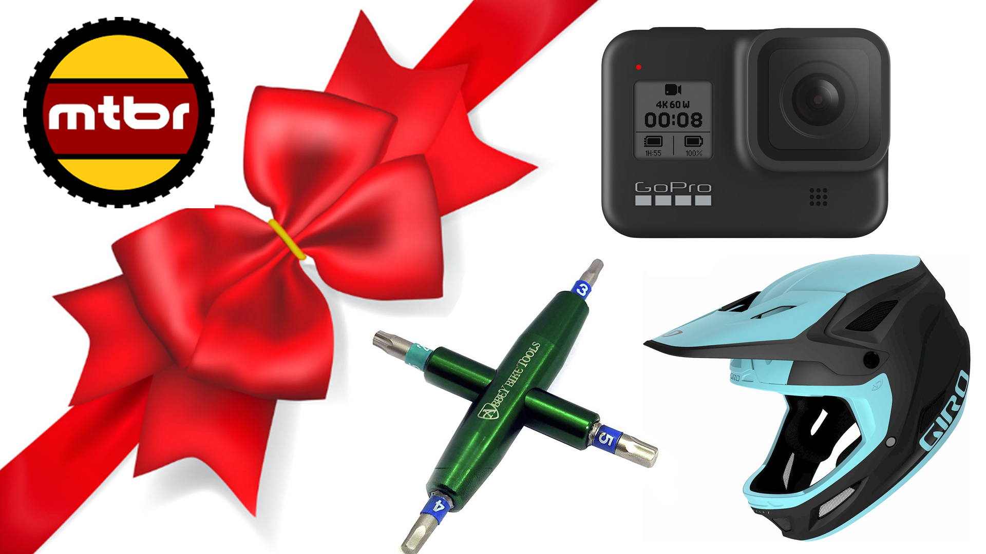 Check out these great gift ideas for the mountain biker on your shopping list gift.