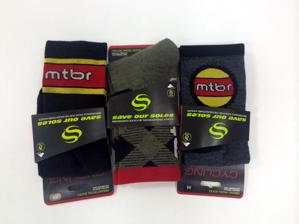 Mtbr - SOS Socks