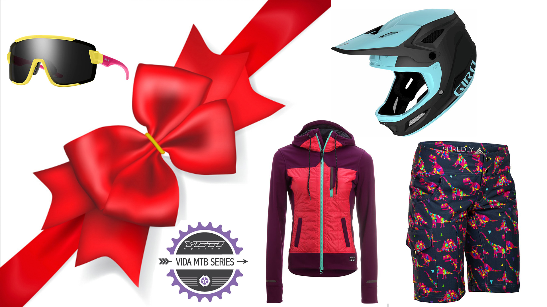 Check out our selection of gift ideas for the woman who leaves you in the dust.