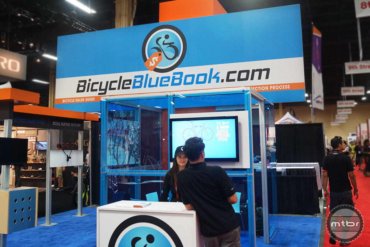 Bikebluebook.com BicycleBlueBook com signed up