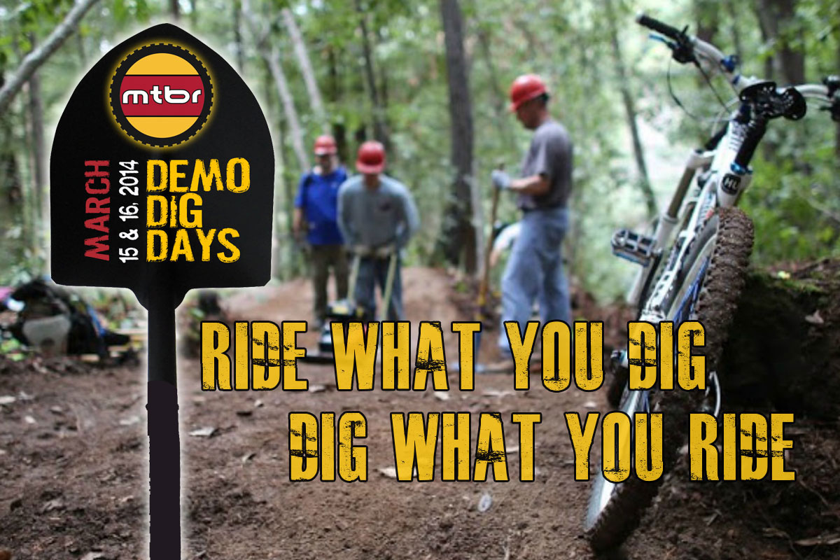 MTBR Demo Dig Days Cover