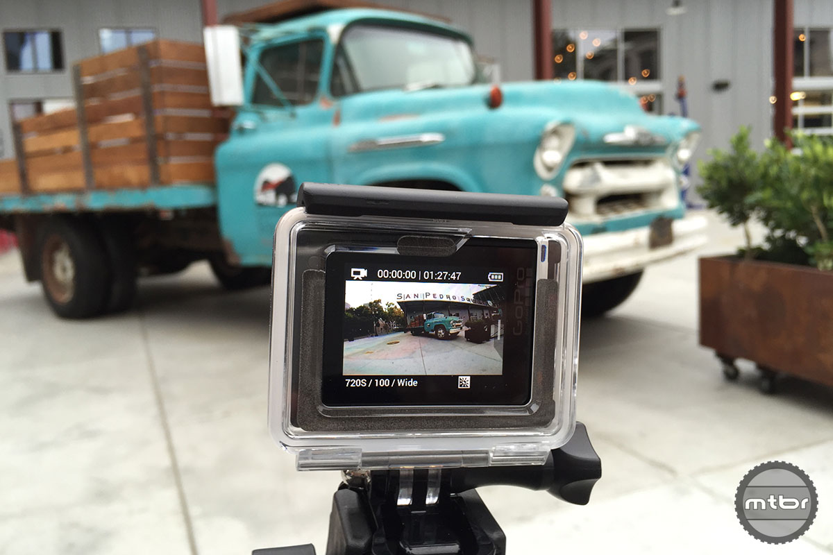 A native touchscreen makes choosing settings and previewing shots much easier than prior models.