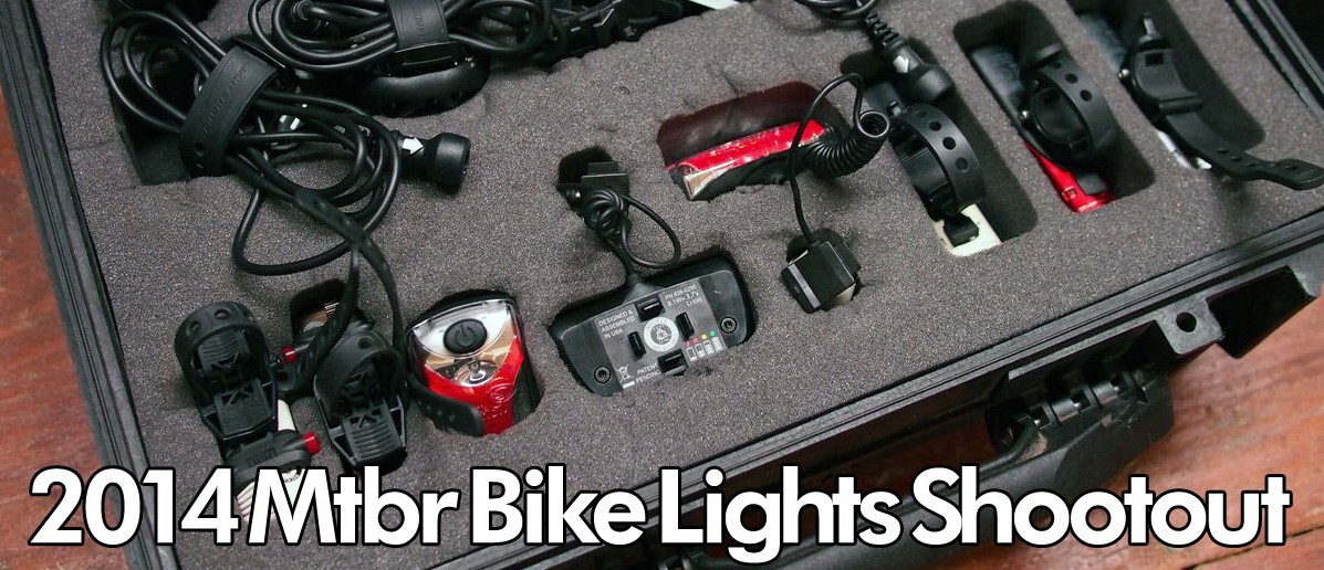 Bikes Lites The Bike Lights Shootout