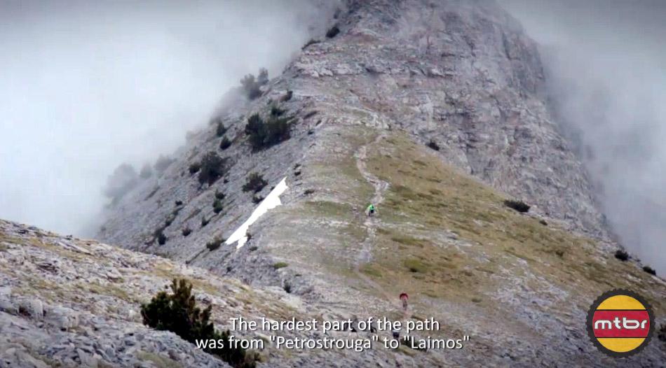 Mountain Biking on Mt. Olympus