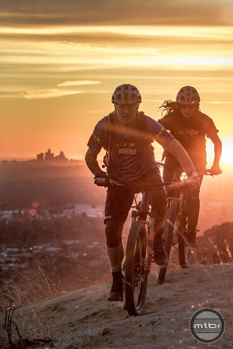Mt Wilson Sunset