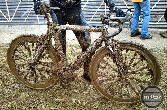 Muddy Cycling Worlds 2013