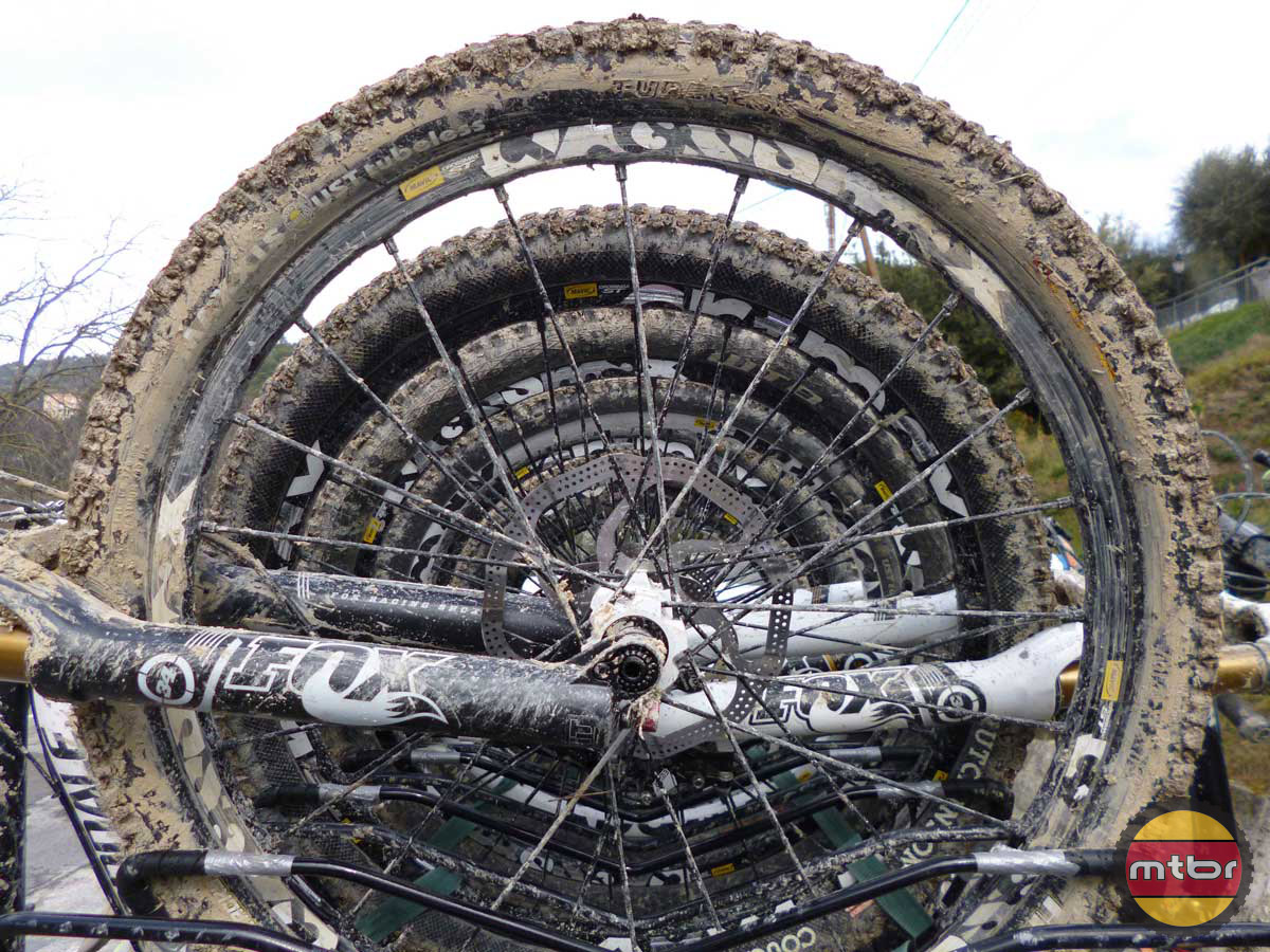 Muddy Wheels