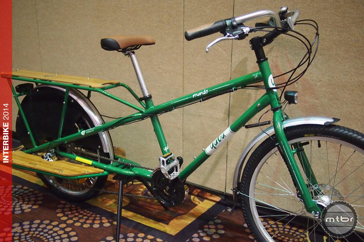 Yuba Bikes - Mundo