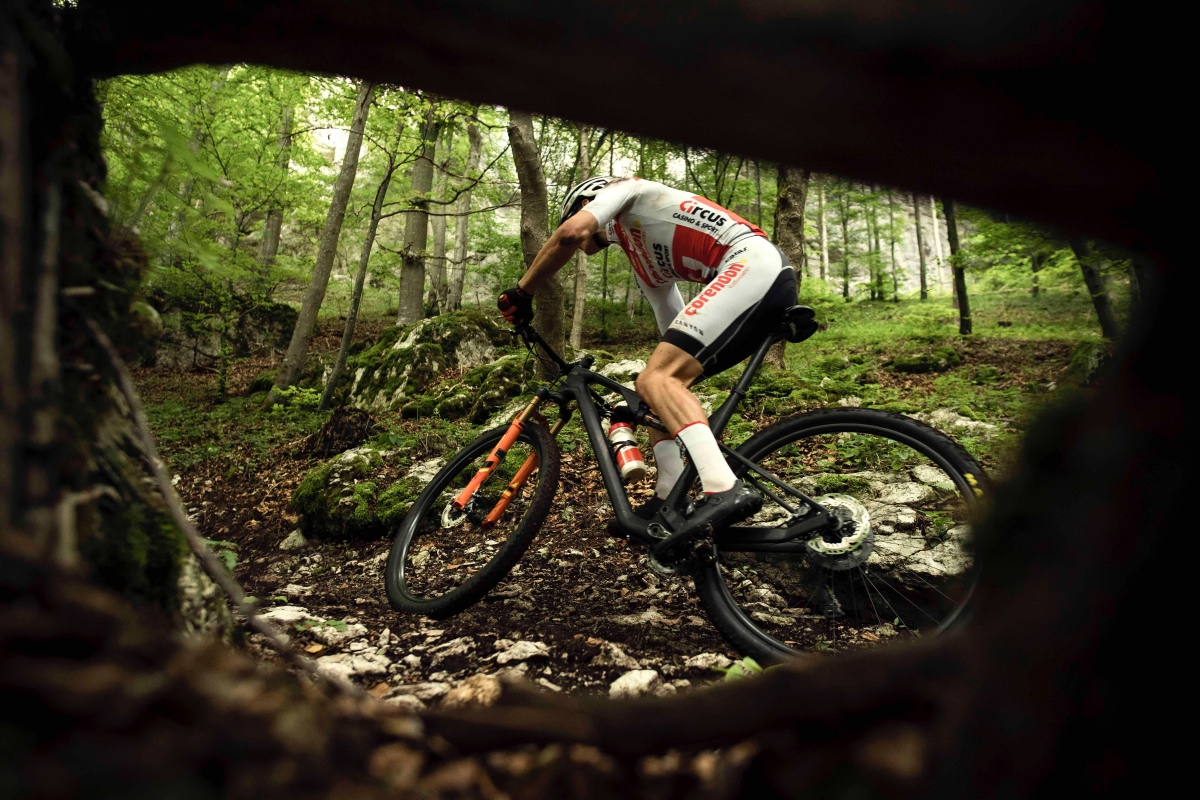 Canyon Lux XC bike gets fully updated