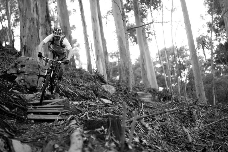 Morewood Sukuma, PR, Trail, Enduro, Gary Barnard