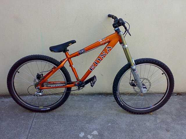 Kona Shred As A Multipurpose Bike Mtbr Com