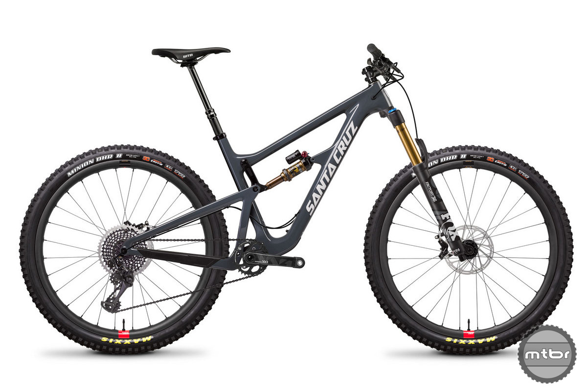 Santa Cruz Hightower LT