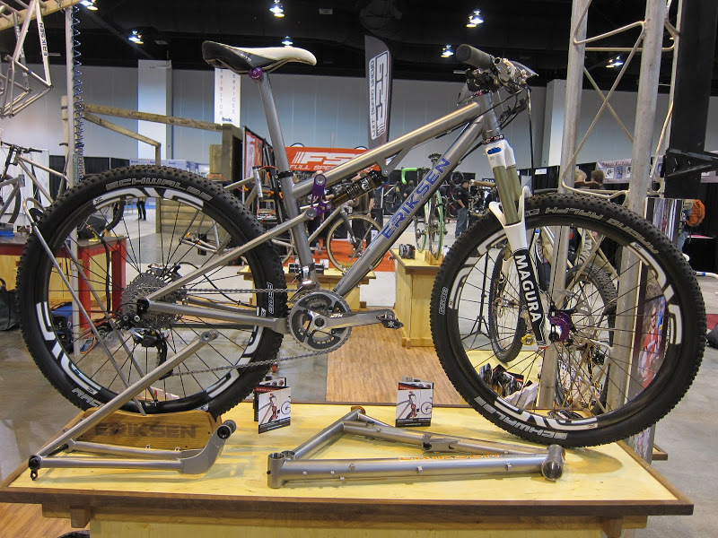 Eriksen 650B Bike