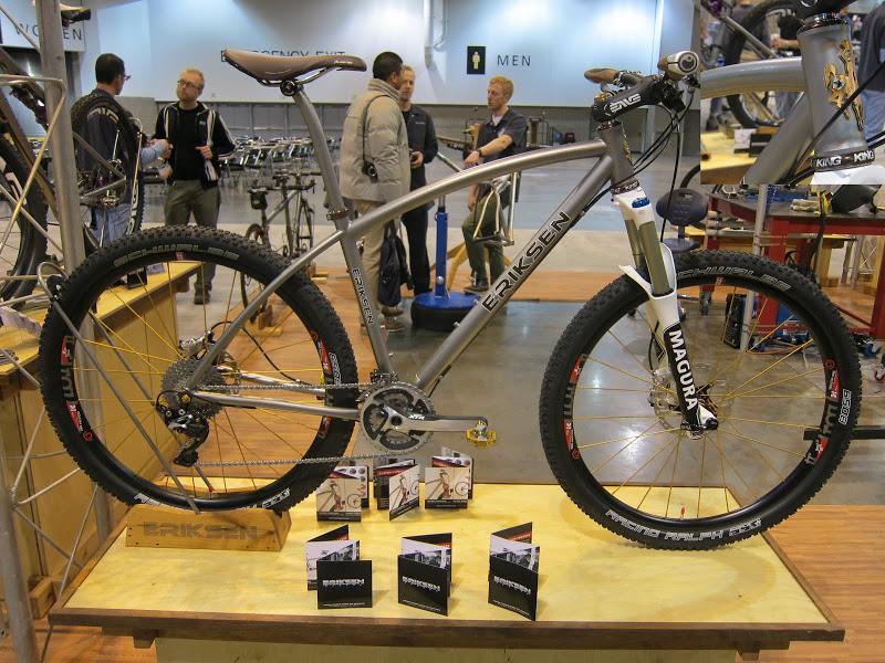 Eriksen 650B Hardtail Bike