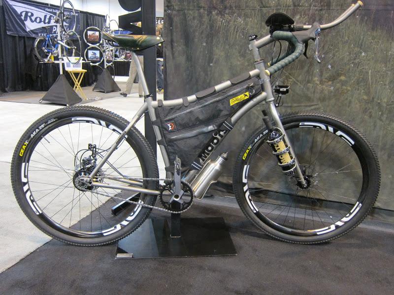 Moots Farrhoots Bike