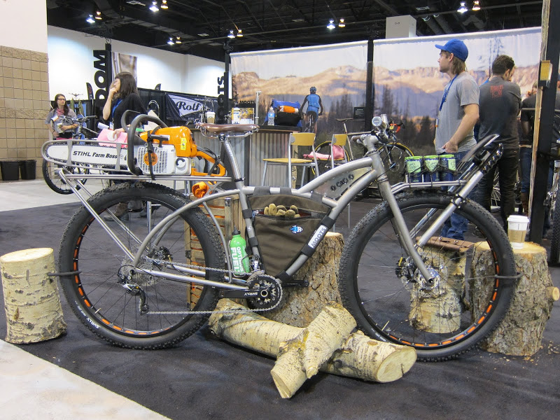 Moots/Imba Trail Maintenance Fat Bike