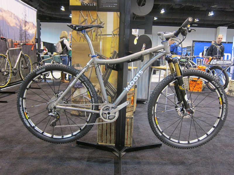 Moots YBB 650B Bike