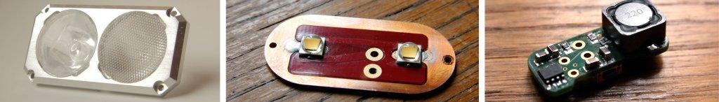 Powerful LED Headlamp & Bikelight, LEDs directly soldered to copper-nahledy02.jpg