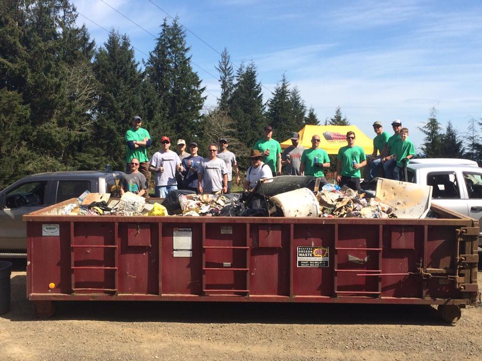 North Coast Trail Alliance - Astoria Clean Up Day  2016 success!-ncta-cleanup-photo.jpg