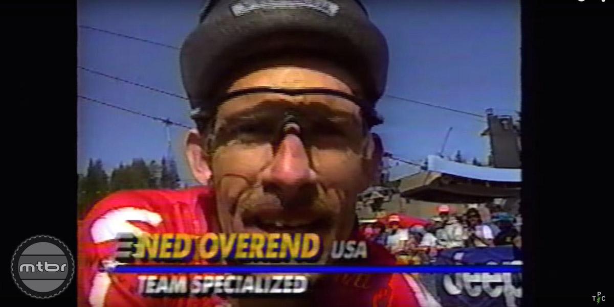 Ned Overend on ESPN.