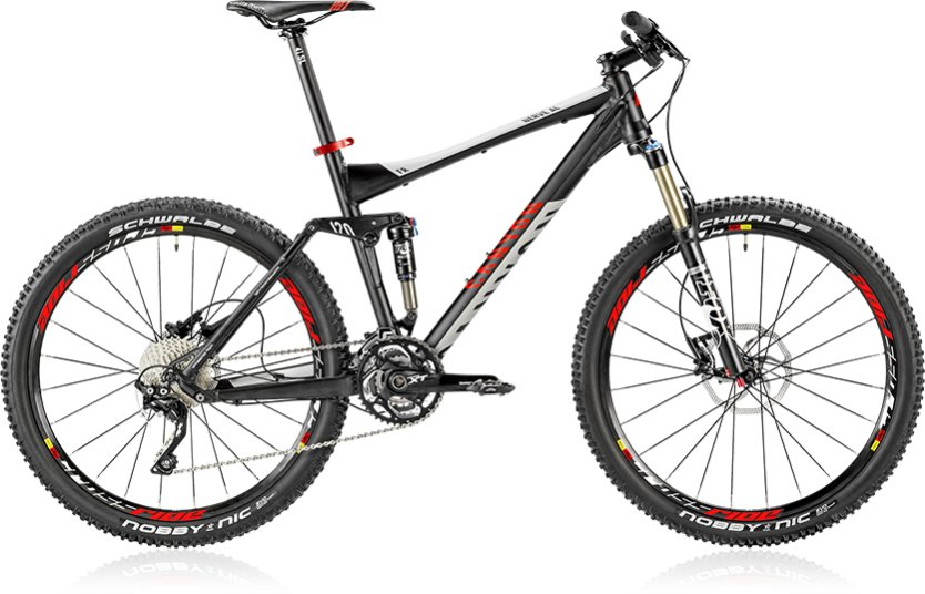 Limits of a 120mm full suspension bike- Mtbr.com