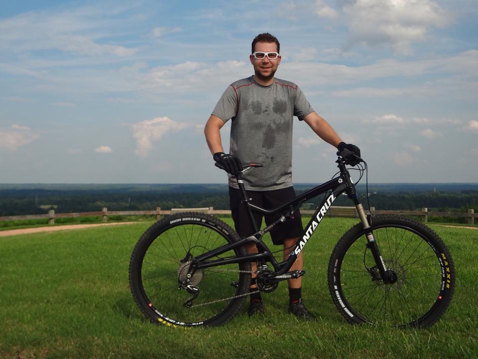 Bantams in the wild?-new-bike.jpg