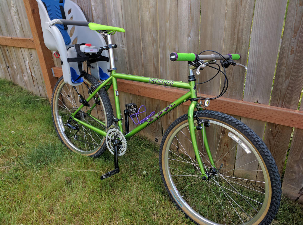 93 Stumpy transporter for my little girl.-new-green-bits1.jpg